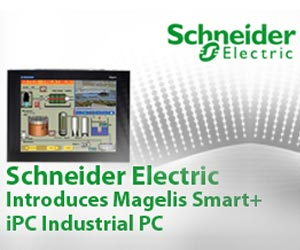 Schneider Electric Introduces Magelis Smart+ iPC Industrial PC