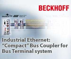 "Industrial Ethernet: ""Compact"" Bus Coupler for Bus Terminal system"